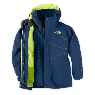 The North Face Vosko TriClimate Jacket