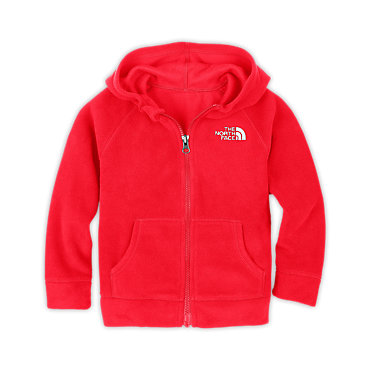 The North Face TKA 100 Glacier Full Zip Hoodie