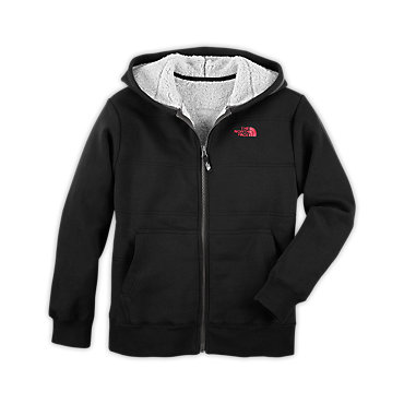 photo: The North Face Foreverlong Full Zip Hoodie fleece jacket