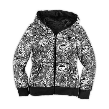 The North Face Reversible Hey Girl Hoodie