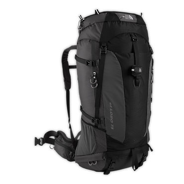 photo: The North Face El Lobo 75 expedition pack (4,500+ cu in)