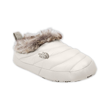 photo: The North Face Women's NSE Tent Mule Fur II bootie