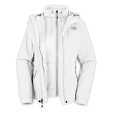 photo: The North Face Barrage TriClimate Jacket