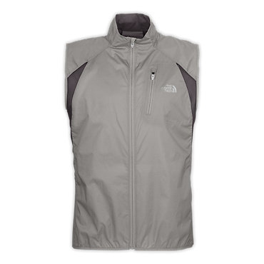 photo: The North Face Men's Hydrogen Vest wind shell vest
