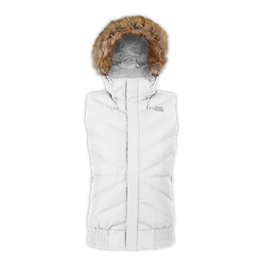 The North Face Low Down Fur Vest