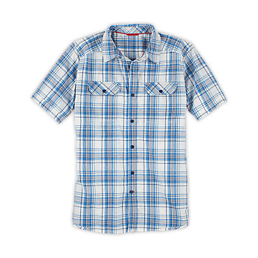 photo: The North Face Hayes Flare Woven hiking shirt