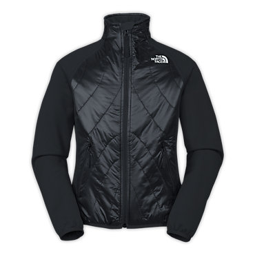photo: The North Face Girls' Animagi Jacket synthetic insulated jacket