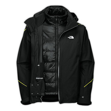photo: The North Face Seneka Triclimate Jacket component (3-in-1) jacket