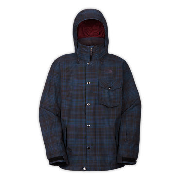 photo: The North Face Pemby Jacket snowsport jacket