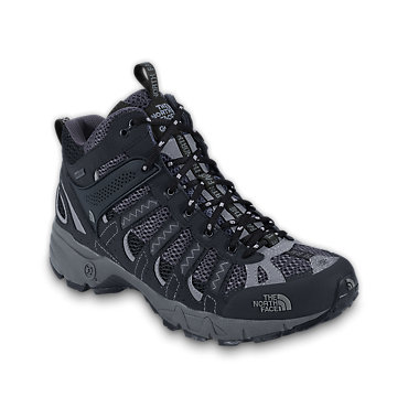 photo: The North Face Ultra 105 GTX XCR Mid trail running shoe