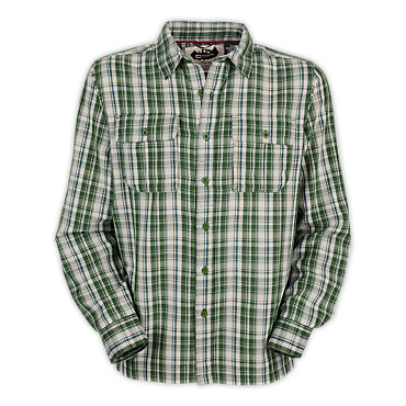 photo: The North Face Ls Le Roy Flannel hiking shirt