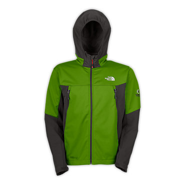 photo: The North Face Cipher Hybrid Jacket soft shell jacket