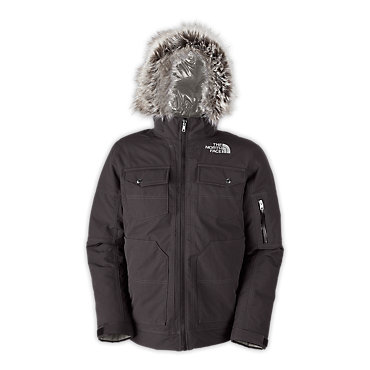 photo: The North Face Yellowband Parka down insulated jacket