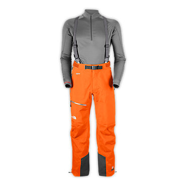 photo: The North Face Men's Point Five Pants waterproof pant