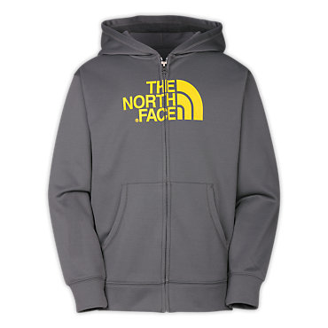 photo: The North Face Miramar Logo Full Zip Hoodie fleece jacket