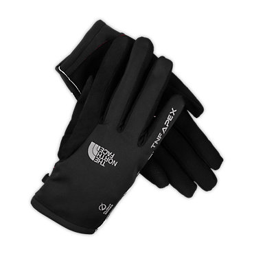 photo: The North Face Women's Runners Glove glove liner
