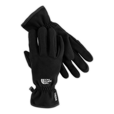 photo: The North Face Men's WindWall Glove fleece glove/mitten