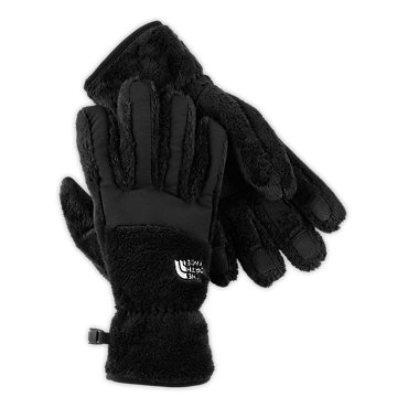 photo: The North Face Women's Denali Thermal Glove fleece glove/mitten