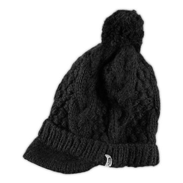 photo: The North Face Women's Floppy Visor Beanie winter hat