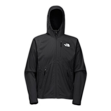photo: The North Face V10 Soft Shell Hoodie soft shell jacket