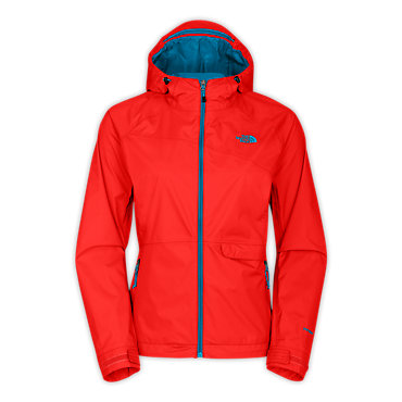 photo: The North Face Women's Cordellette Jacket waterproof jacket