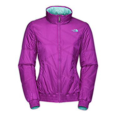 photo: The North Face 5.14A Jacket synthetic insulated jacket