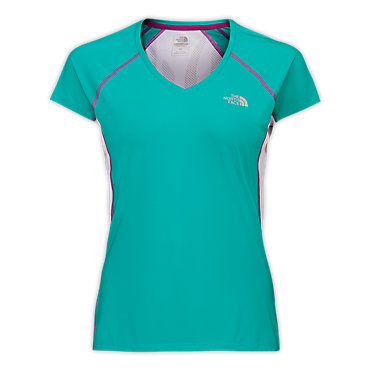 photo: The North Face Women's Better Than Naked Cool Crew short sleeve performance top