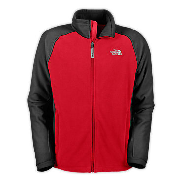 photo: The North Face Men's Khumbu Jacket fleece jacket