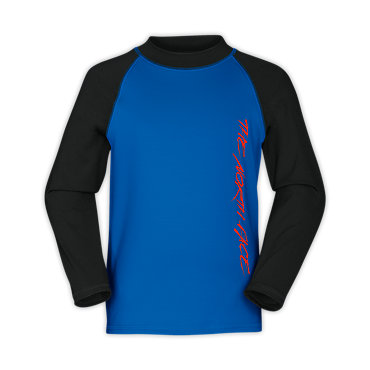 photo: The North Face Cutback Rash Guard L/S long sleeve rashguard