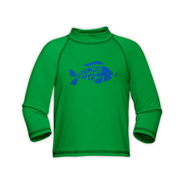 photo: The North Face Splasher Rash Guard long sleeve rashguard