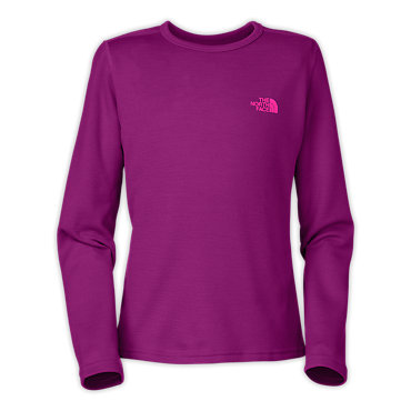 photo: The North Face Girls' Baselayer Tee base layer top