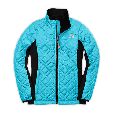 photo: The North Face Girls' Sibrian Jacket synthetic insulated jacket