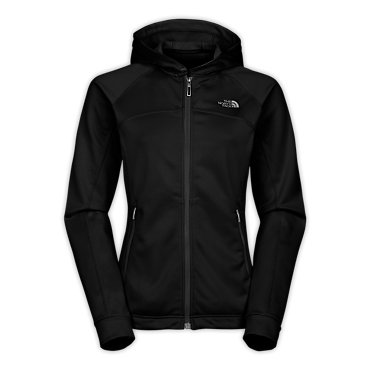 photo: The North Face Women's Jumar Fleece Hoodie fleece jacket