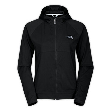 photo: The North Face Women's V10 Soft Shell Hoodie soft shell jacket