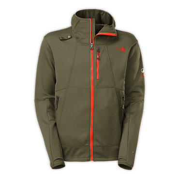 photo: The North Face Men's Snorkle Hoodie fleece jacket