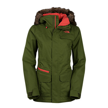 photo: The North Face Baker Deluxe Insulated Jacket snowsport jacket