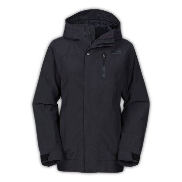 photo: The North Face Abrah Insulated Jacket snowsport jacket