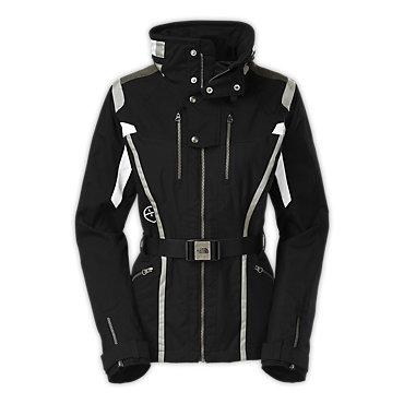 photo: The North Face Steep Tech Selena Jacket snowsport jacket
