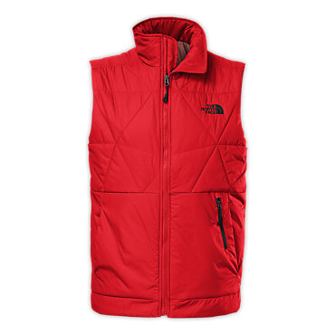 photo: The North Face Men's Red Slate Vest