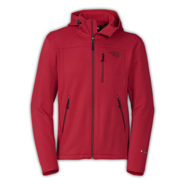 photo: The North Face Men's Momentum Hoodie fleece jacket