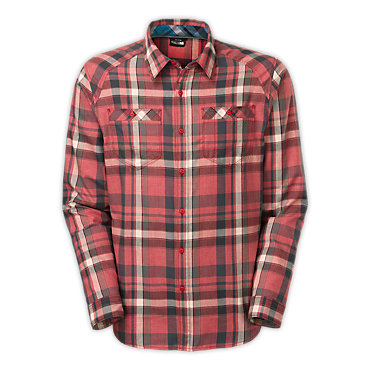 The North Face Long-sleeve Tomales Flannel