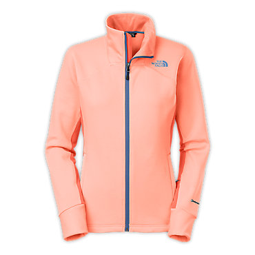 photo: The North Face Momentum Pro Jacket fleece jacket