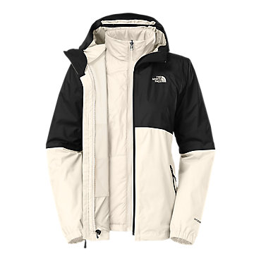 photo: The North Face Women's Allabout Triclimate Jacket