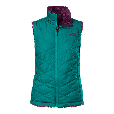 photo: The North Face Mossbud Swirl Insulated Vest synthetic insulated vest