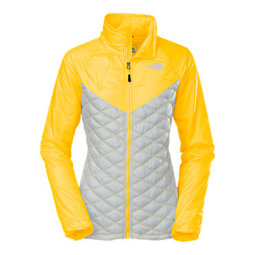 photo: The North Face Women's Thermoball Remix Jacket