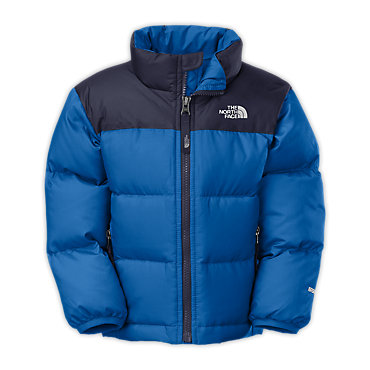photo: The North Face Boys' Nuptse 2 Jacket