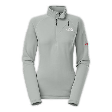 photo: The North Face Women's Flux Power Stretch 1/4 Zip fleece top
