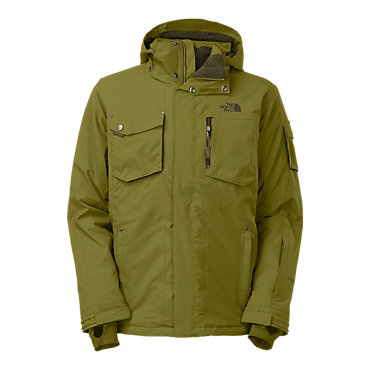 The North Face Hardpack Jacket