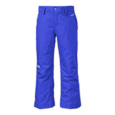 photo: The North Face Girls' Derby Insulated Pant snowsport pant