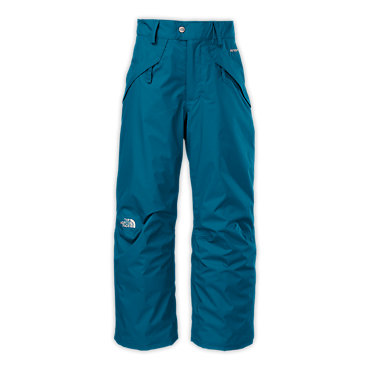photo: The North Face Seymore Insulated Pant snowsport pant